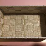 100円ショップダイソーの小物入れは小物をまとめる収納に最適!