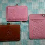 100円ショップSeriaでパスケースを買いました!